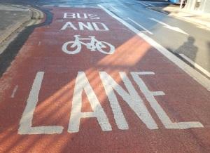 buscyclelane